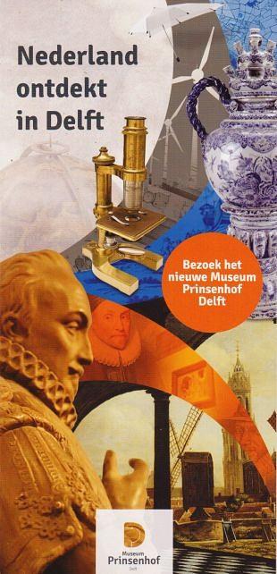 Beleef de historie van ons land in Museum Prinsenhof