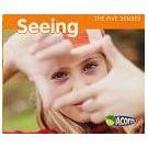 Kinderen leren stap voor stap over hun zintuigen