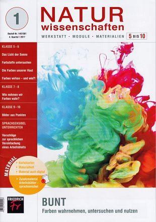Nieuw educatief tijdschrift met thema Zien van kleuren