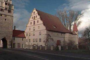 Aan de Duitse romantische route staat het 3D-museum