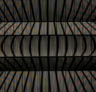 Optische kunst centraal in oeuvre van Ludwig Wilding