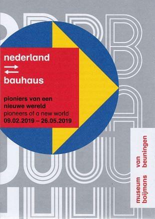 Nederlandse kunstpioniers droegen bij aan het Bauhaus