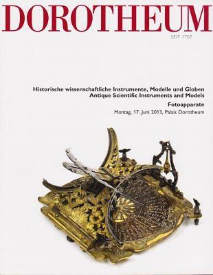 Veilinghuis Dorotheum veilt wetenschappelijke modellen