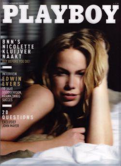 Playboy met Nicolette Kluijver in 3D