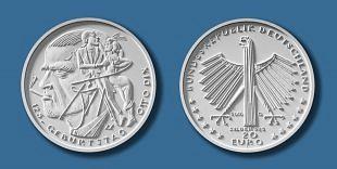 Duitse Post en Duitse Munt eren kunstschilder Otto Dix