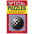 Puzzelen met visuele illusies voor het testen van het brein