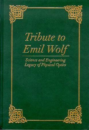 Uit het leven van wetenschapper Emil Wolf