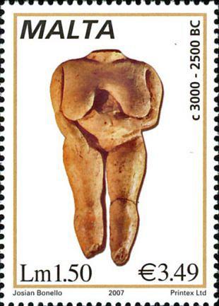 Filatelistische aandacht voor: Venus als symbool (2)