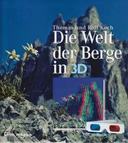 Die Welt der Berge in 3D