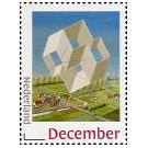 Visueel bedrog op postzegels in Michel-Rundschau 8/2020 (3) - 2